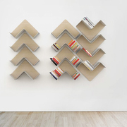 Adaptable shelving fishbone bline 5