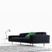 Sofa 'Naviglio' in Stoff