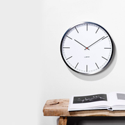 Leff amsterdam wall clock one 1  2 1