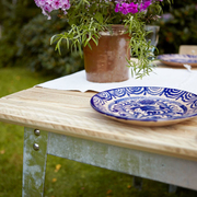 Feuerverzinkter Gartentisch von 'Jan Cray'