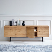Raba sideboard wild oak oil lb3