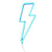 Neon-Blitz fürs Wohnzimmer