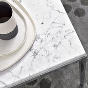 Kaffeetisch in Marmor von 'Misura Emme'