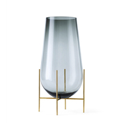 Echasse vase 4797000 echasse vase smoke brass 01 b