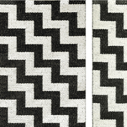 Plastic rug gunnel black zoom