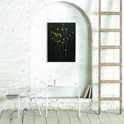 Bild mit gelben Blüten