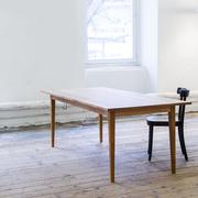 Holztisch 'Sigma' in Kirsche