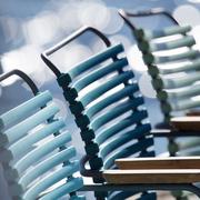 Armlehnstuhl 'Click' mit hoher Lehne