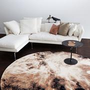Galaktischer Teppich 'Nebula Mob' von Schoenstaub