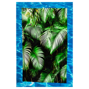 Tropical: 'Pool Beachtowel' von Schoenstaub