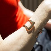 'Dual Bracelet' in Roségold