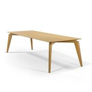Zeitloser Tisch 'Takushi' von Röthlisberger