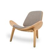 Einzelstück: Flügel-Sessel
