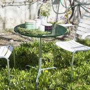 Runder Gartentisch
