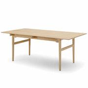 Tisch aus Eiche von 'Carl Hansen'