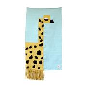 Wandteppich mit Giraffe