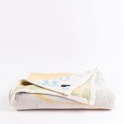 Summer cotton throws towels meltdown cotton blankets throws by carmen boog 4 1024x1024