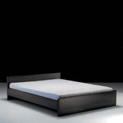 Stahl-Bett von 'Zeus'