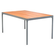 Four table outdoor houe 160cm hd