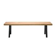 Nutsandwoods oak steel bench 01 20kopie