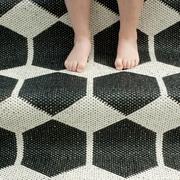 Grafischer Teppich 'Anna'