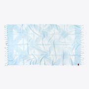 Rothirsch silhouette towel mint front 1024x1024