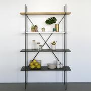 Naw industrial marble shelf 01