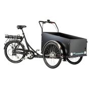 Stadtkutsche 'Christiania Bike' mit Motor