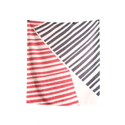 Summer cotton throws towels quite the angle cotton blankets throws by sunny todd prints 1 1024x1024
