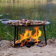 Grill- und Feuerschale von 'Petromax'