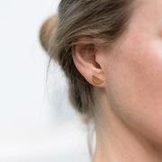 Halbmond-Ohrringe von 'Baiushki'