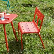 Collection luxembourg kid de fermob mobilier de jardin pour enfants