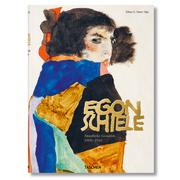 Kunstbuch 'Egon Schiele'