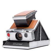 Ikonische Polaroid-Kamera