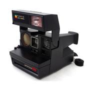 Retro Polaroid-Kamera