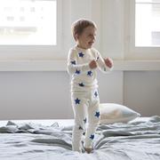Biobaumwolle-Pyjama für die Kleinen