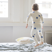 Kids-Pyjama mit Sternen