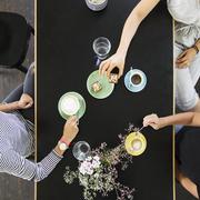 Kultiges Kaffee-Set von 'Rössler'
