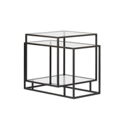 Spectrum tangled side table