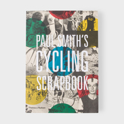 Paul smith s cycling scrapbook   paul smith with richard williams