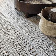 Teppich aus Filz