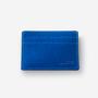 Porte carte bleu