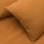 Yarn dyed egyptian cotton vintage bedding vintage egyptian cotton duvet covers and pillows amber col 26 3 1024x1024