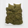 Yarn dyed egyptian cotton vintage bedding vintage egyptian cotton duvet covers pillows olive col 23 2 1024x1024