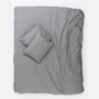 Yarn dyed egyptian cotton vintage bedding vintage egyptian cotton duvet covers and pillows grey col 04 1 1024x1024