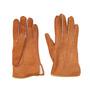 Fingerhandschuhe Männer Cognac 1