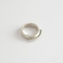 Baiushki pebbles soley ring silver 1 1024x1024