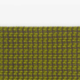 Teppich Lattice Oliv Kvadrat