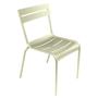 Fermob Luxembourg Stuhl Lindgrün 65 Stuhl ohne Armlehnen