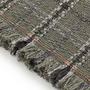 Gl grey rug tartan 1